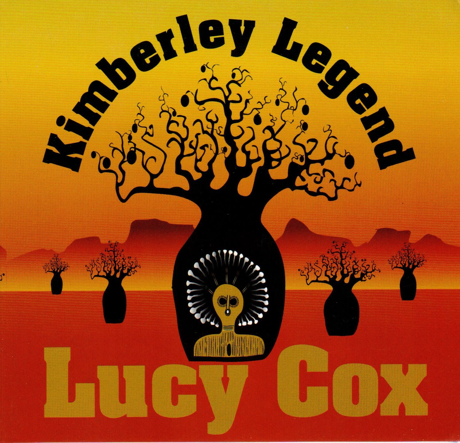 Kimberley Legend Front Cover