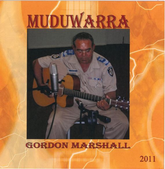 Gordon Marshall Album Cover - Muduwarra