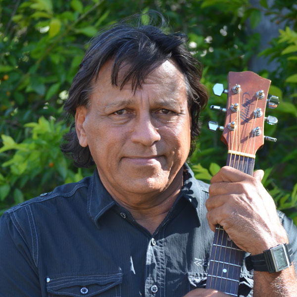 John Albert indigenous musician from the Kimberley, Western Australia